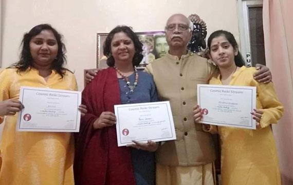 Mantra Healing Workshop